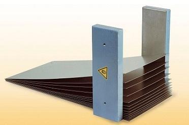 Separadores de chapa magnéticos