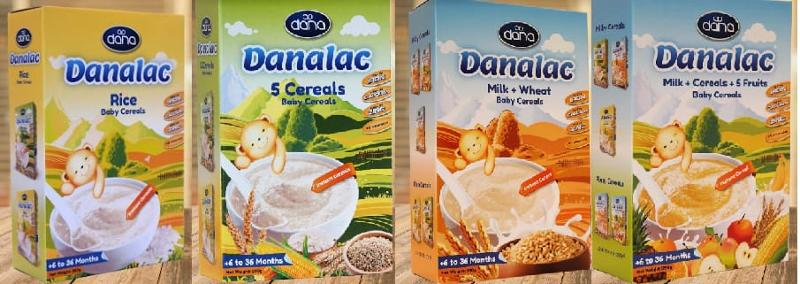 Dana Dairy Group -Baby cereal