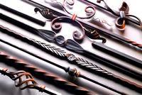 Fers forgés et accessoires de portails