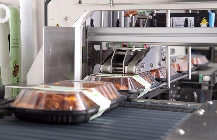Fully automatic banding and tamper evident packaging