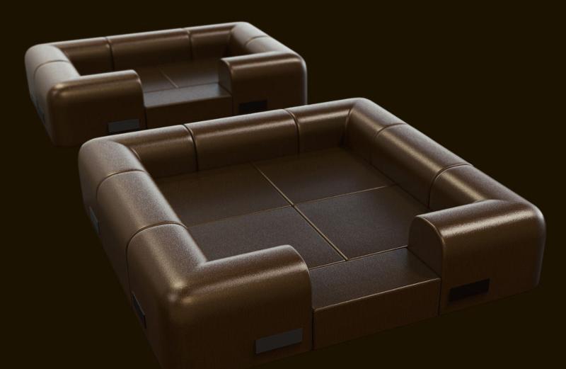 veränderbare Dog Beds