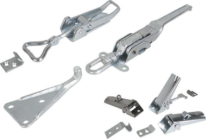 clamping closures
