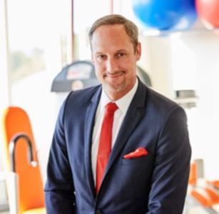 Marcus Melching Geschäftsführer/CEO