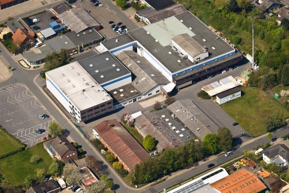 Firmensitz in Ostbevern/Deutschland