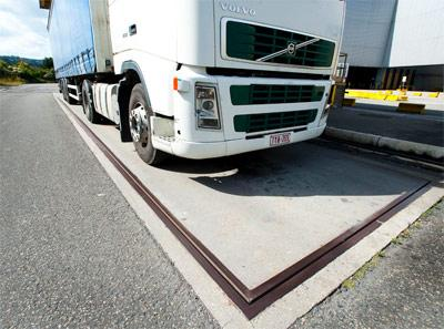 Pont bascule camion - Balance pour camion