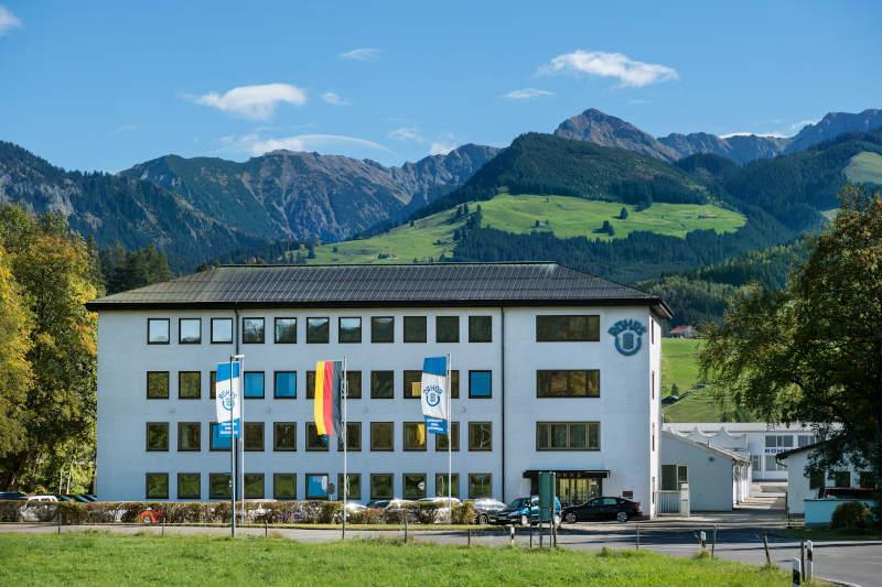 Verwaltungsgebäude der RÖHRS Sonthofen