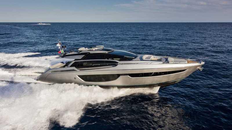 Vetri per Yacht