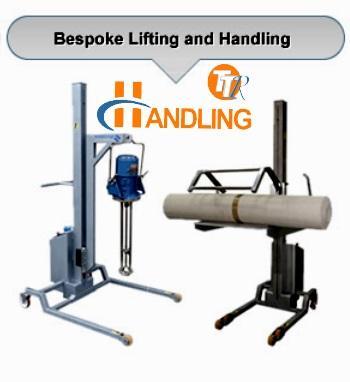 Sollevatori bobine carta TTR Handling