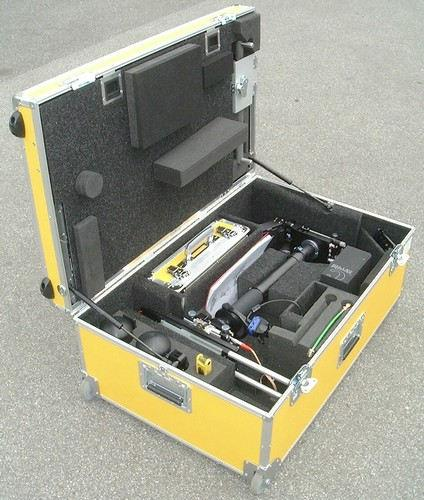 NDR Steadycamcase