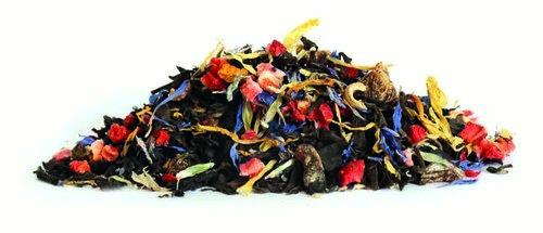 Premium Blatt Tee handmade - natürlich