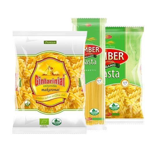Ecologic pasta
