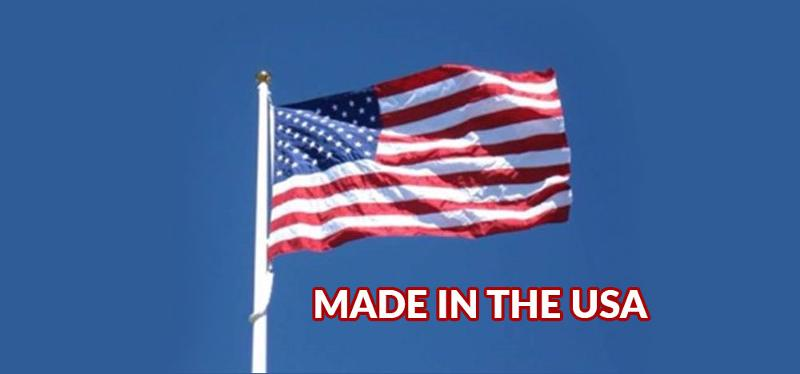 JacoTech Products: 100% Made in USA