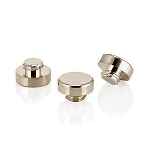 Precious metal components (Platinum, Gold, Silver)