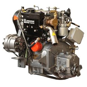 Serie di motori sail drive, eccezionalmente leggera e compatta.