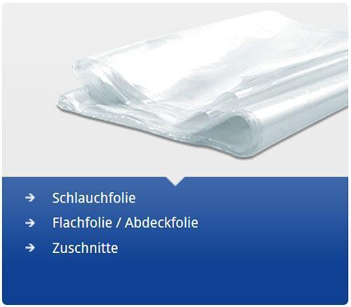 Schlauch-, Flachfolie