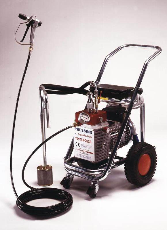 Professional Airless Paint Sprayer TECNOVER TR10000