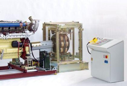 Engine dynamometers