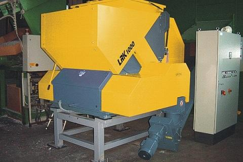 LRK plastic shredder