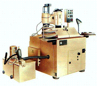 Equipment for processing optical details