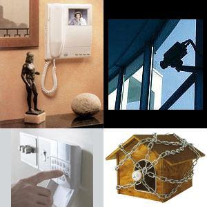 Installation d'alarmes et d'équipement de vidéo surveillance