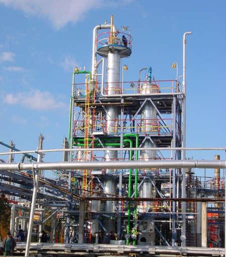 Removal of aromatic hydrocarbons from solvent - Petrochemical industry