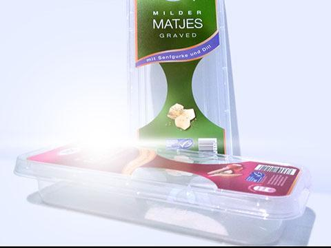 Packaging for delicatessen