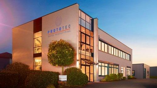 Prototec-Gebäude