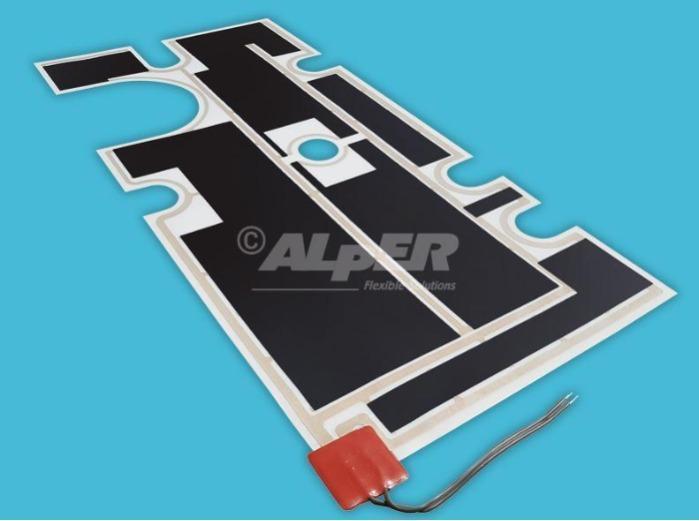 Battery heater / riscaldatore per batterie