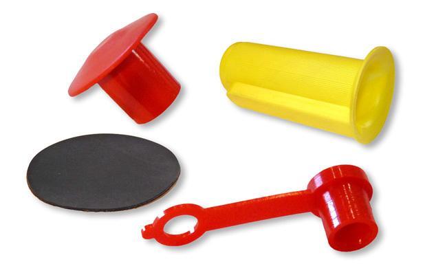 Articoli tecnici in plastica - Technical articles
