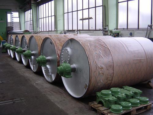 Stahl-Trockenzylinder