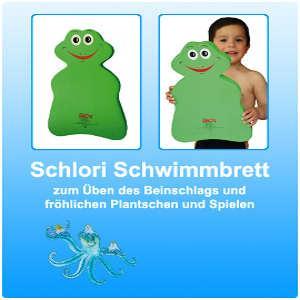 Schlori Schwimmbrett