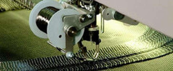Tailored Fiber Placement – Faserverlegung - Faserablage CFK / GFK / Aramid