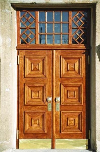 Entrance Door  |  Porte