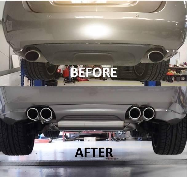 Jaguar Exhaust Systems