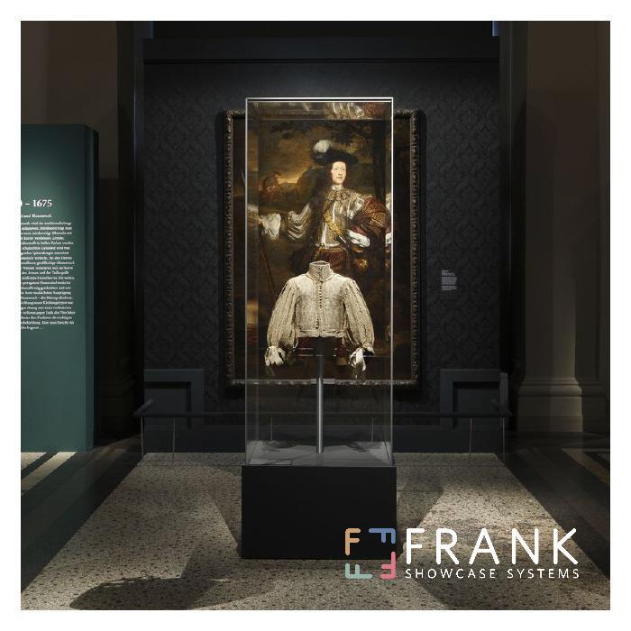 FRANK Vitrinen System