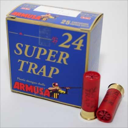 Armas y municiones