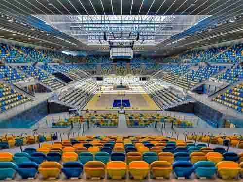 Gran Canaria Arena - Las Palmas - Spain