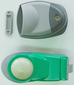 Handles for doors for cold rooms