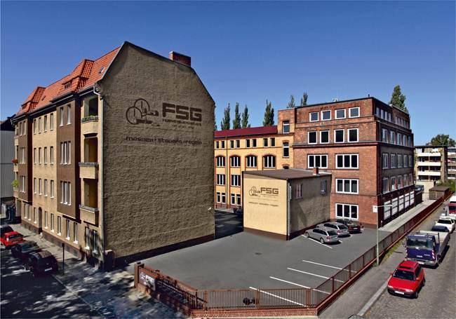 Berlin - Hauptverwaltung