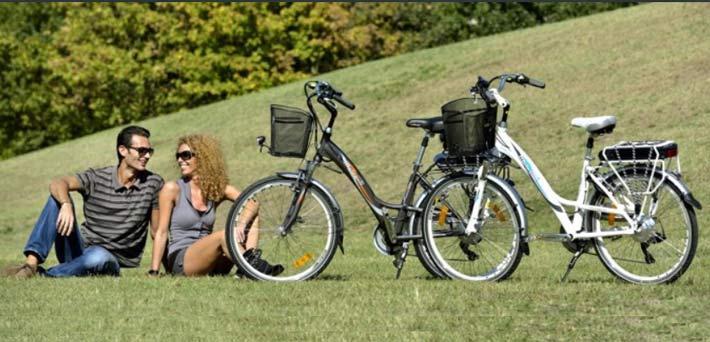 Bici elettriche Malaguti