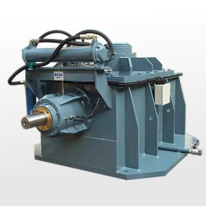 Gearbox for dynamic separator