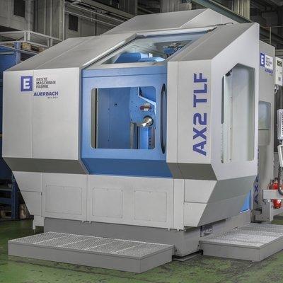 Tiefbohr-Fräsmaschine AX2 TLF