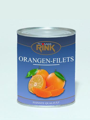 Orangenfilets, 3kg