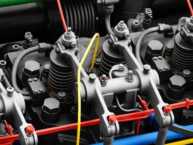 Ersatzteile für Motoren