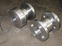 Crio ball valve before and after turning