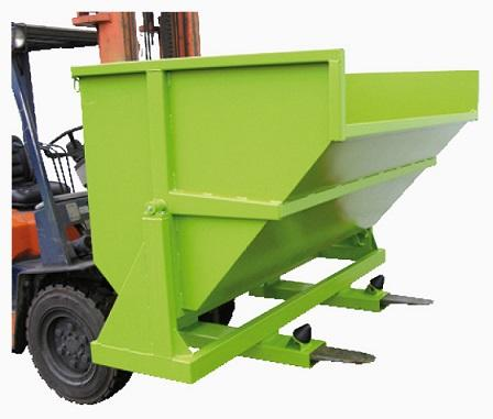 REINFORCED AUTO TIPPING SKIP