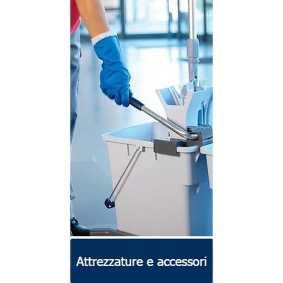 attrezzature e accessori per la pulizia