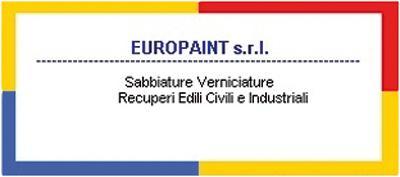 Europaint Biglietto da visita