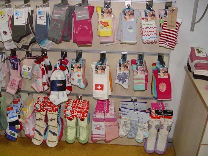 Socks and stockings