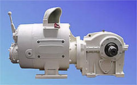 Pneumatikmotoren